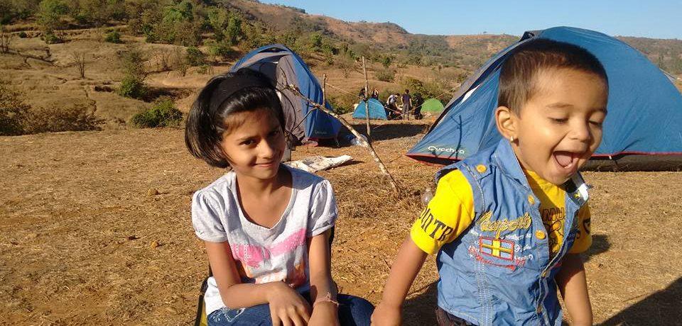 Weekday Overnight camping near Pune