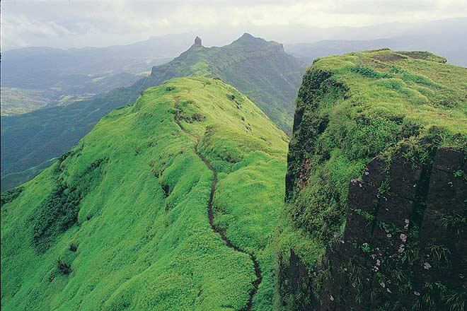 Rajgad Torna Ridge