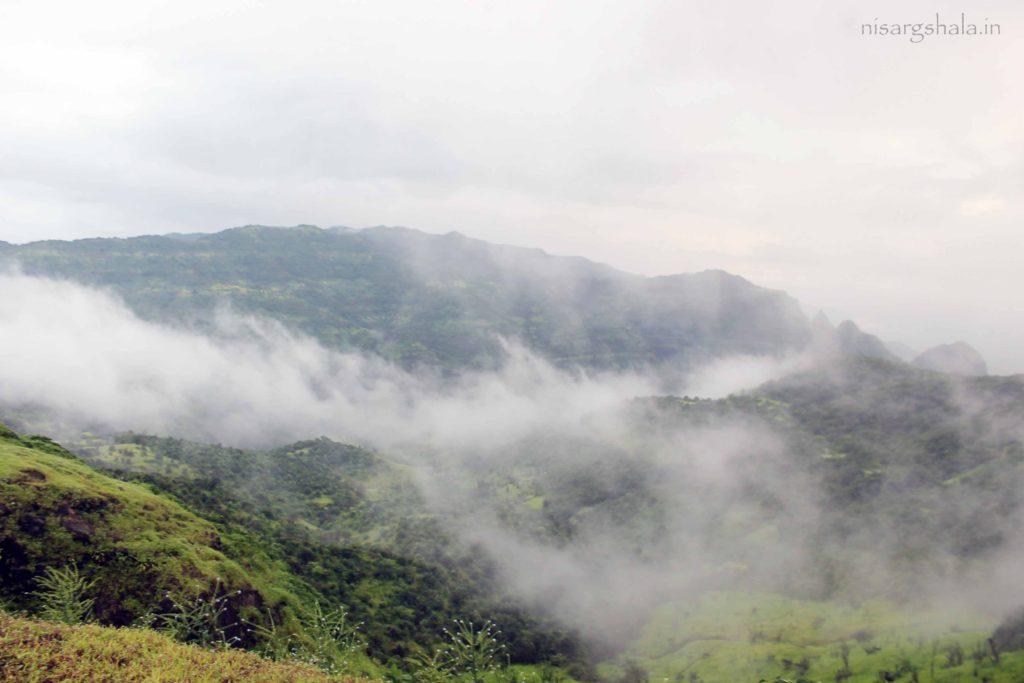 View of Shewtya ghat