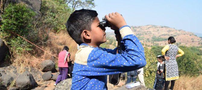Reconnect with camping moments at nisargshala