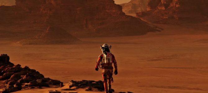 मंगळावरील धुळीचे लोट