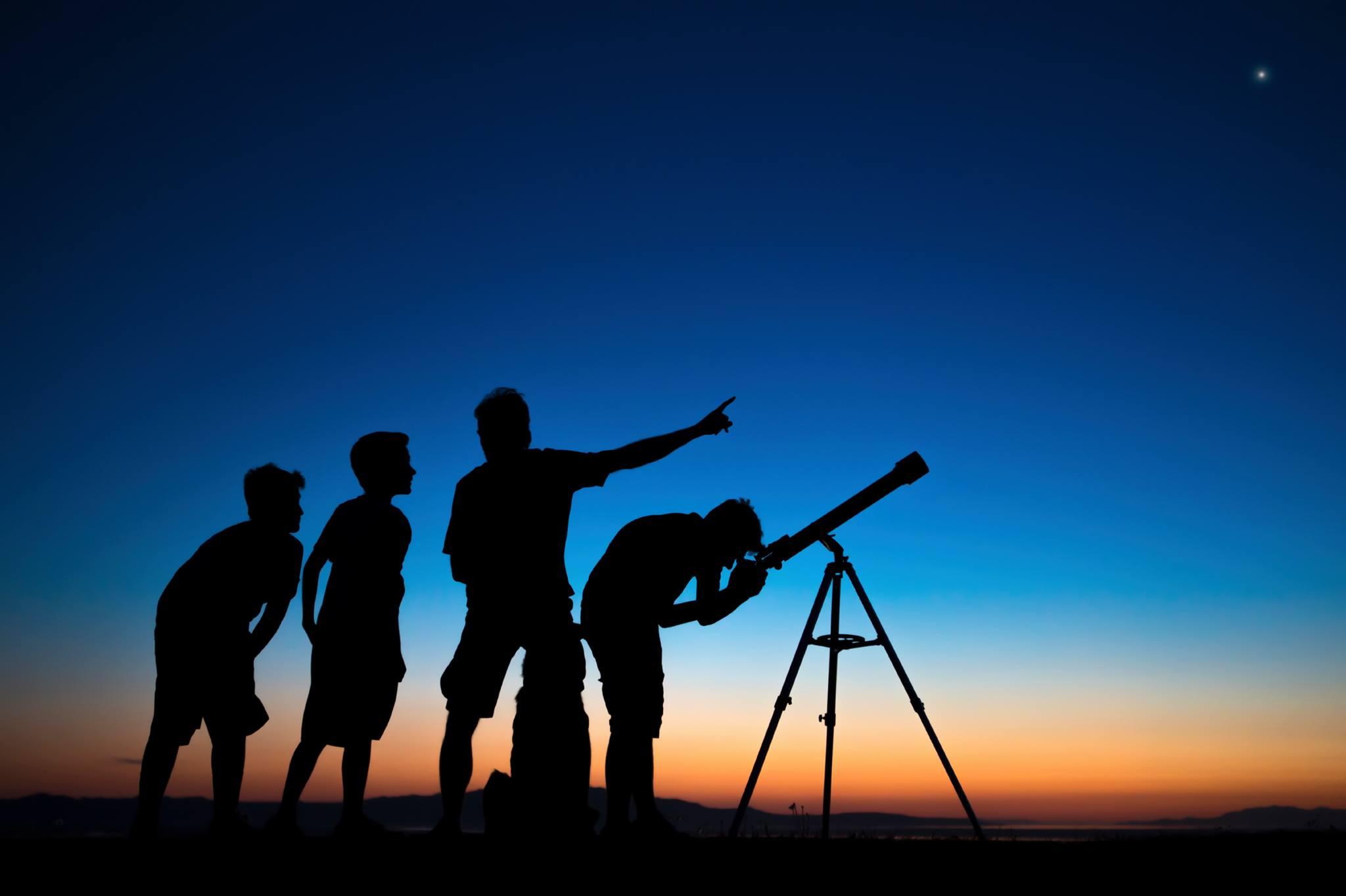 Stargazing Camp