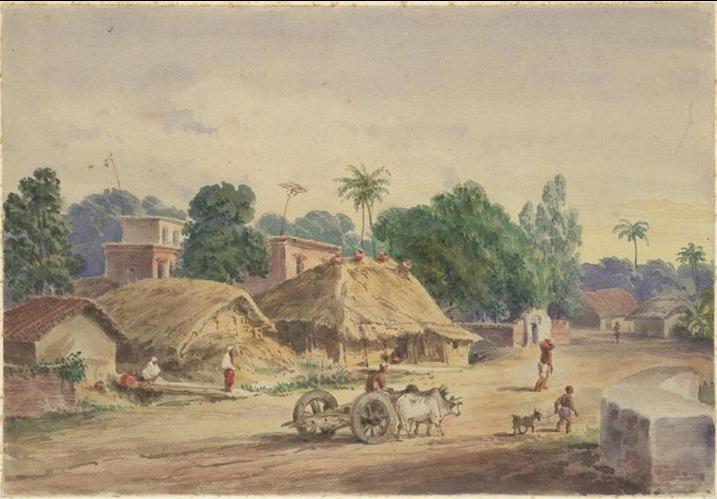 सांडोशी गाव भासचित्र